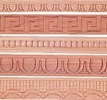 embossed panel moulding